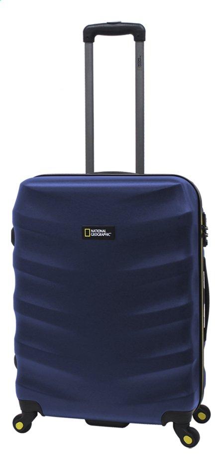 Image pour National Geographic valise rigide Navy 67 cm à partir de ColliShop