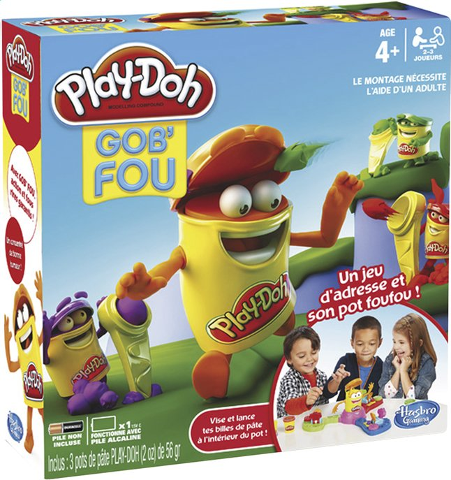 Afbeelding van Play-Doh Gob'fou FR from ColliShop