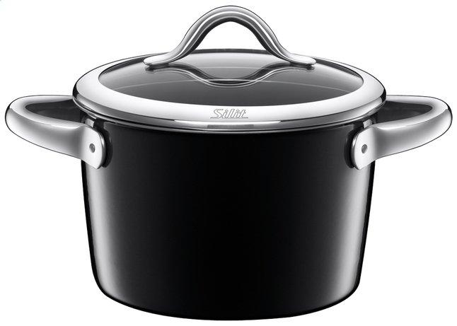 Image pour Silit casserole Vitaliano Nero 22 cm à partir de ColliShop