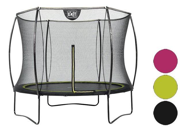 Image pour EXIT ensemble trampoline Silhouette Ø 2,44 m à partir de ColliShop
