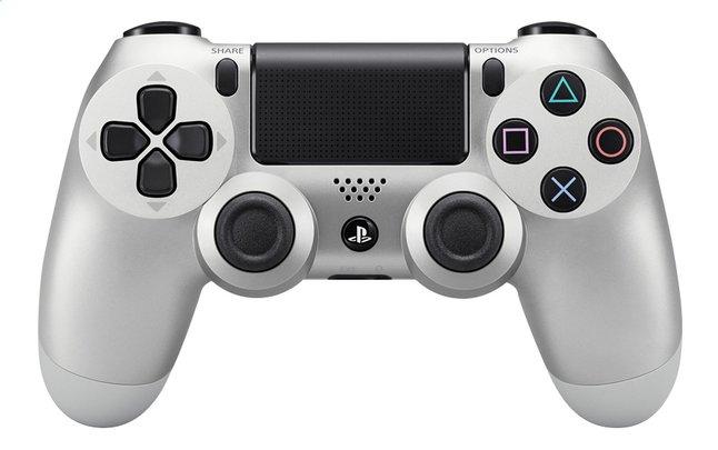 Image pour PS4 manette sans fil Silver à partir de ColliShop