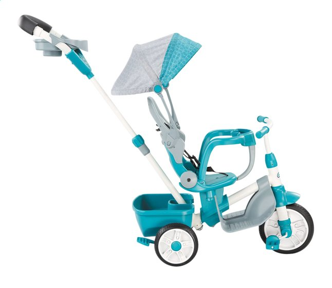 Afbeelding van Little Tikes driewieler 4-in-1 Perfect Fit blauw from ColliShop