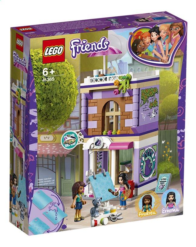 Image pour LEGO Friends 41365 L'atelier d'artiste d'Emma à partir de ColliShop