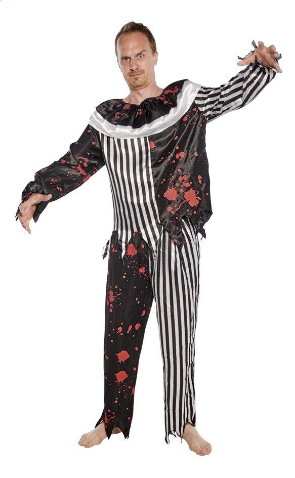 Afbeelding van Verkleedpak Creepy Clown één maat from ColliShop