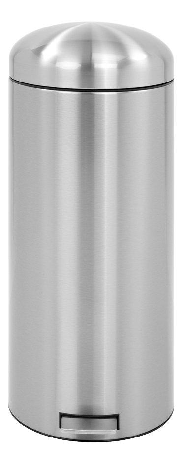 Image pour Brabantia poubelle à pédale Retro Bin 30 l FPP acier mat à partir de ColliShop