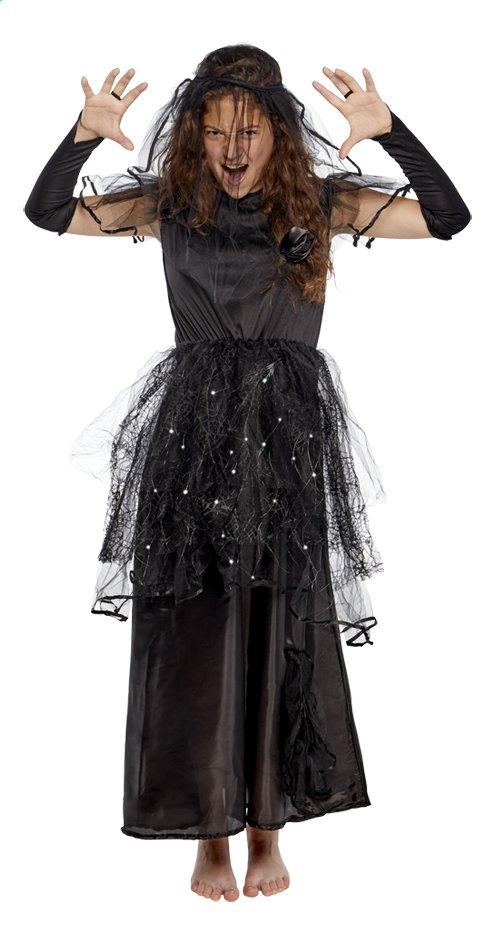 Afbeelding van Verkleedpak Gothic Bride met lichtjes from ColliShop