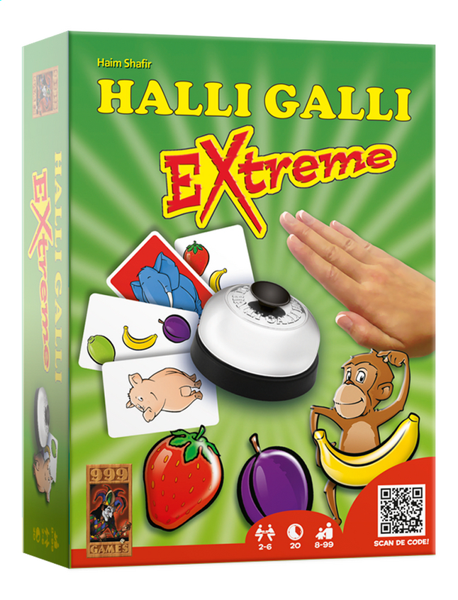 Afbeelding van Halli Galli Extreme from ColliShop