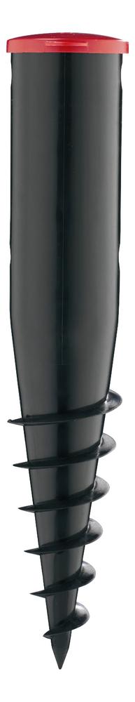 Image pour Leifheit manchon d'ancrage en métal avec pointe à visser à partir de ColliShop