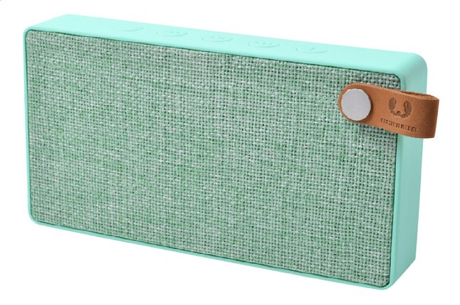 Afbeelding van Fresh 'n Rebel luidspreker bluetooth Rockbox Slice Fabriq Edition mint from ColliShop