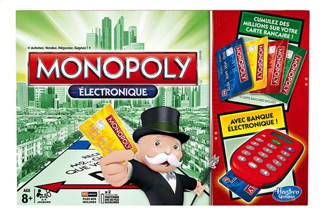 Afbeelding van Monopoly électronique FR from ColliShop