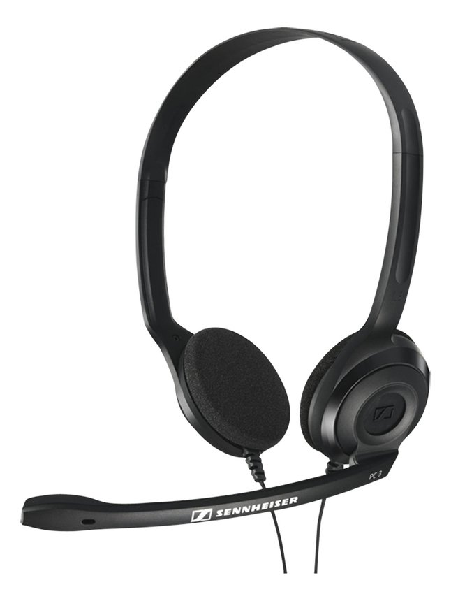 Afbeelding van Sennheiser headset PC3 from ColliShop