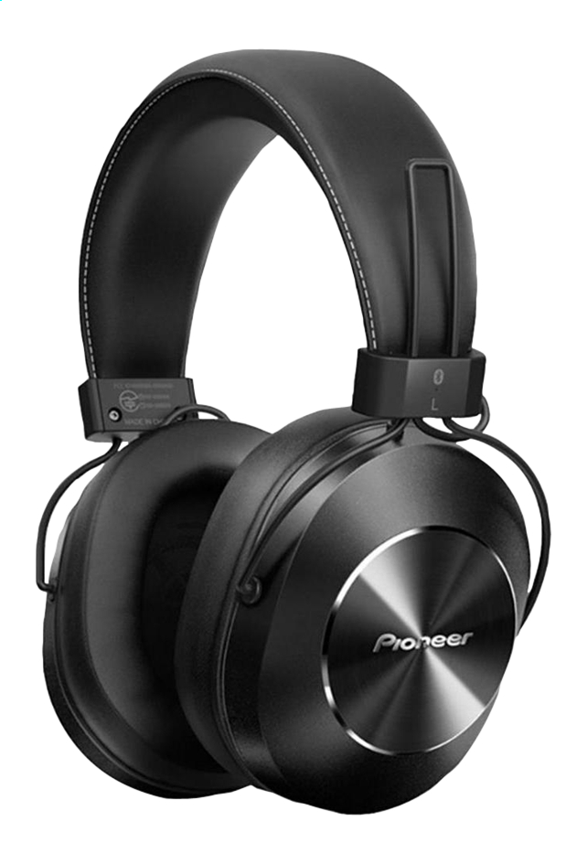 Pioneer Casque Bluetooth Se Ms7bt Noir Collishop