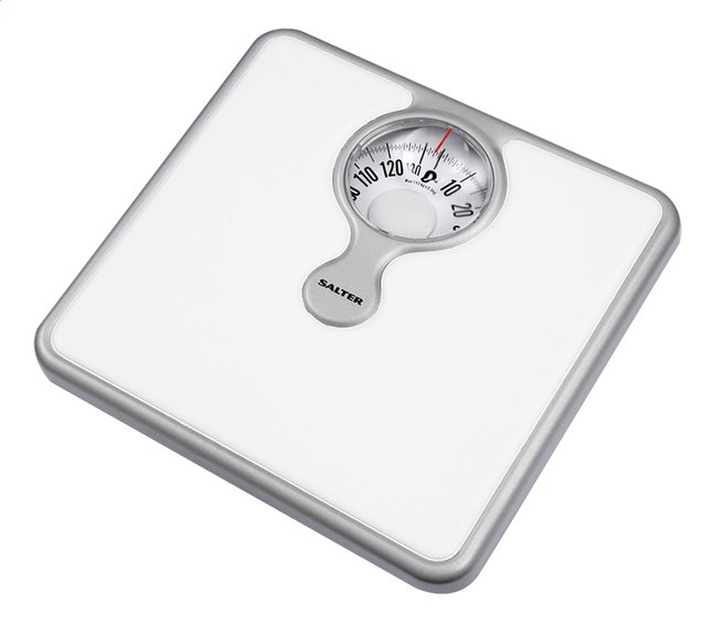 Image pour Salter Pèse-personne SA486WHKR blanc à partir de ColliShop
