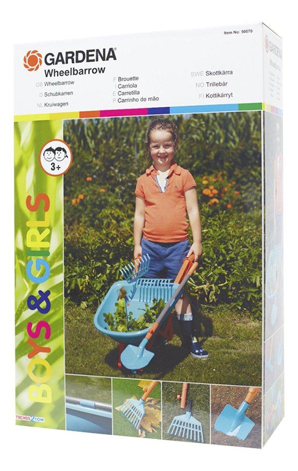 Image pour Gardena brouette pour enfants à partir de ColliShop