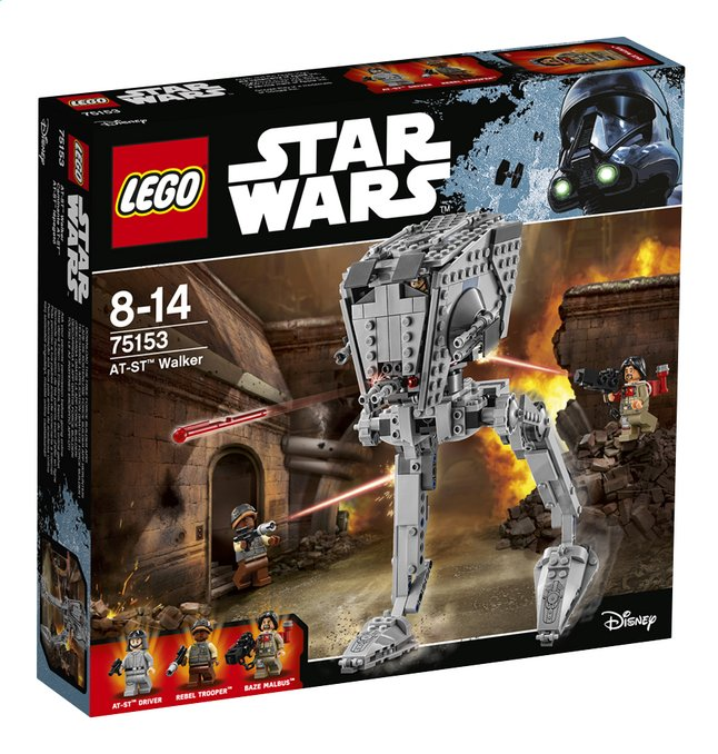 Image pour LEGO Star Wars 75153 AT-ST Walker à partir de ColliShop