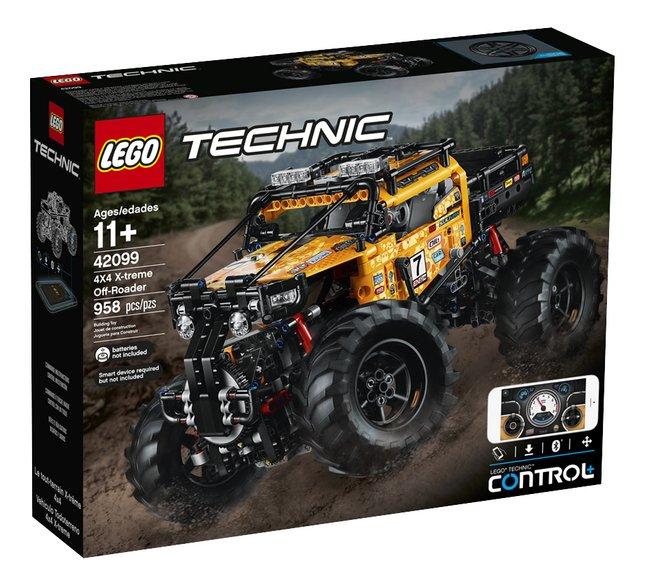 Image pour LEGO Technic 42099 Le tout-terrain X-trême à partir de ColliShop