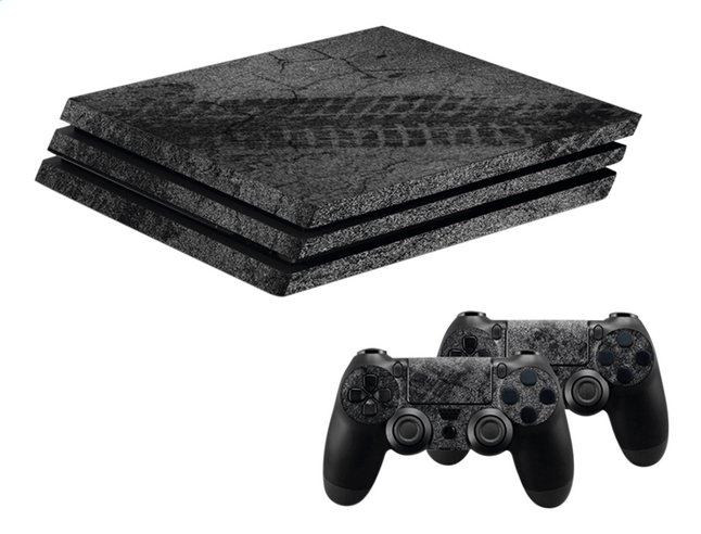 Afbeelding van Hama PS4 Pro console skin + 2 controllers skins Racing from ColliShop
