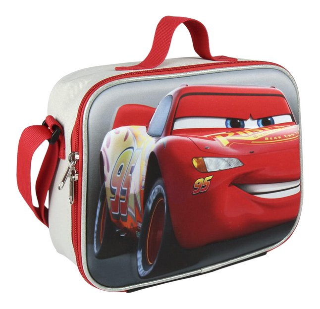 Afbeelding van Lunchtas Disney Cars 4 3D from ColliShop