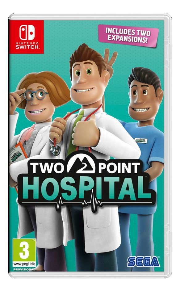 Afbeelding van Nintendo Switch Two Point Hospital ENG/FR from ColliShop