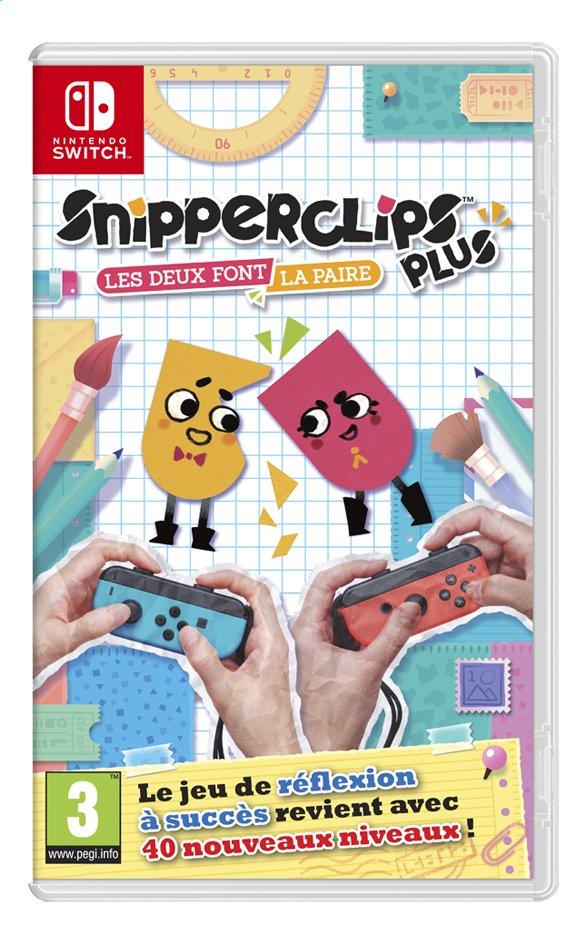 Image pour Nintendo Switch Snipperclips Plus FR à partir de ColliShop