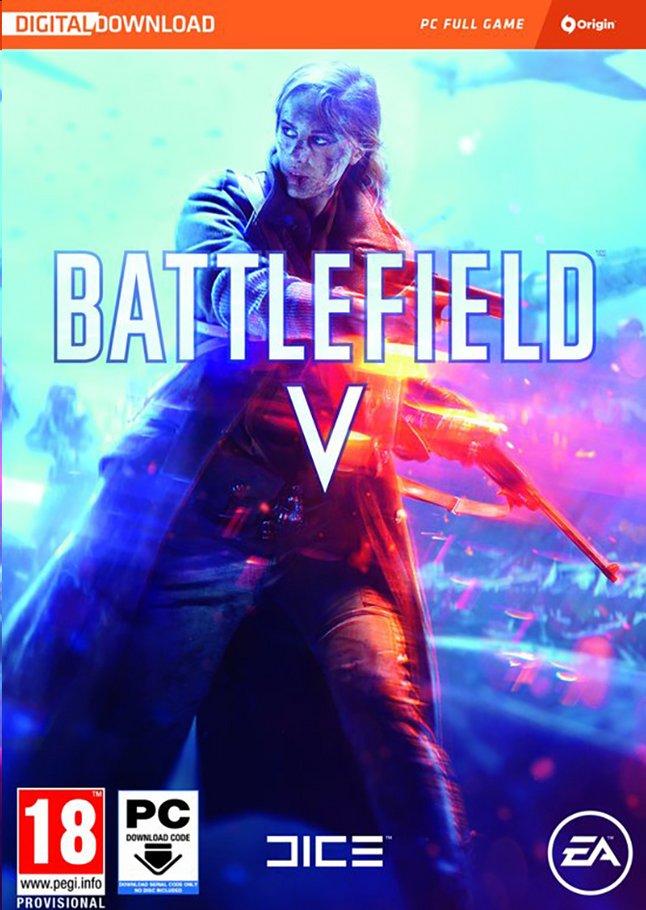 Image pour PC Battlefield V FR/ANG à partir de ColliShop