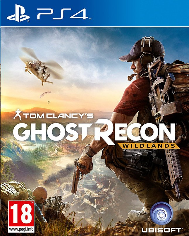 Afbeelding van PS4 Tom Clancy's Ghost Recon: Wildlands ENG/FR from ColliShop