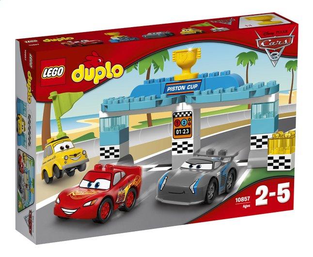 Afbeelding van LEGO DUPLO 10857 Piston Cup race from ColliShop