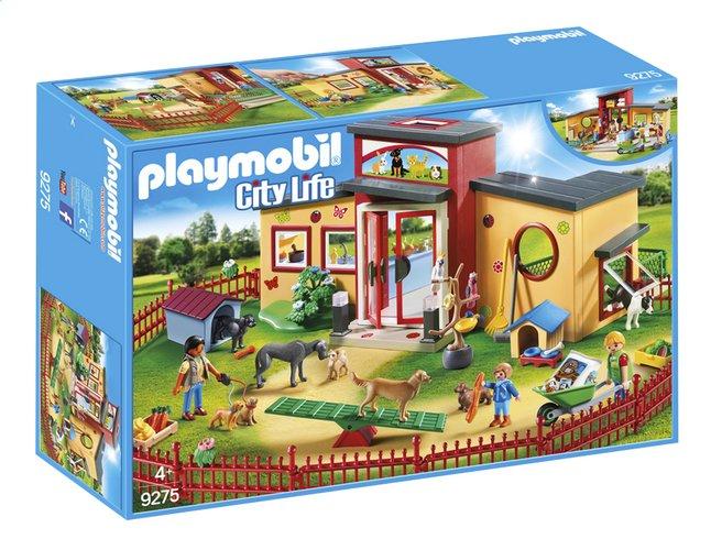 Playmobil City Life 9275 Pension Des Animaux Collishop