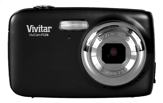 Image pour Vivitar appareil photo numérique VF126 noir à partir de ColliShop