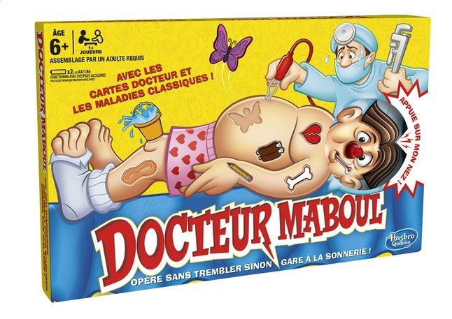 Image pour Docteur Maboul à partir de ColliShop