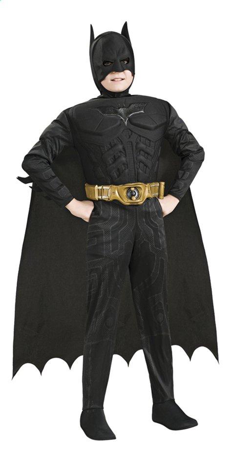 Afbeelding van Verkleedpak Batman Deluxe Muscle Chest 3-4 jaar from ColliShop