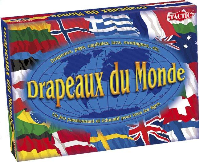Image pour Drapeaux du monde à partir de ColliShop