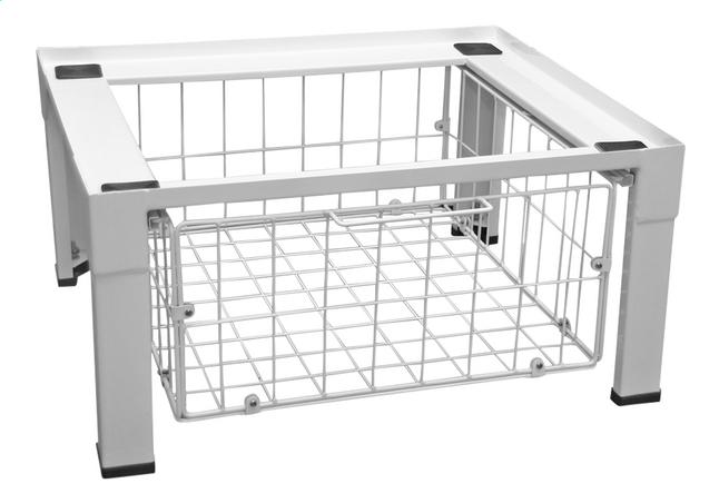 Image pour Scanpart Socle avec panier pour machine à laver/sèche-linge à partir de ColliShop