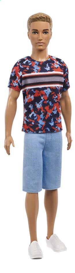 Image pour Barbie poupée mannequin  Ken Fashionistas Original 118 - Hyper Print à partir de ColliShop