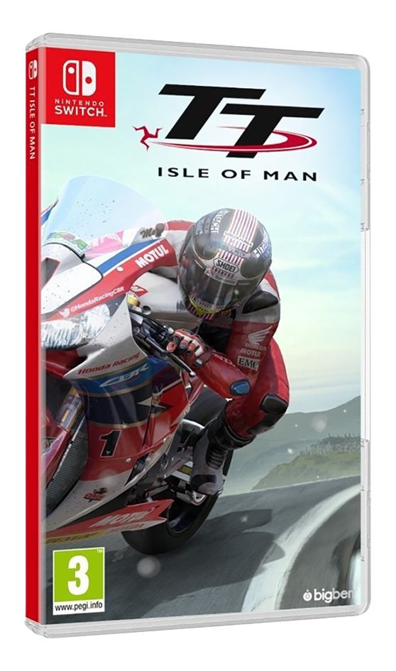 Afbeelding van Nintendo Switch TT Isle of Man NL/FR from ColliShop