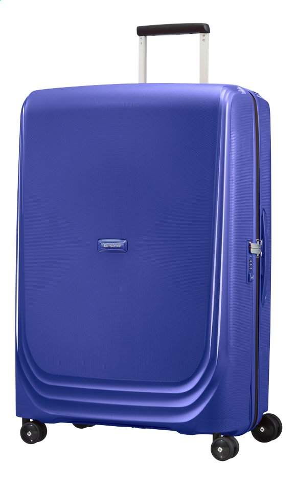 Image pour Samsonite Valise rigide Optic Spinner royal blue à partir de ColliShop
