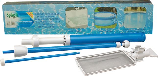 Afbeelding van Realco Splash zwembad en spa reinigingsset from ColliShop