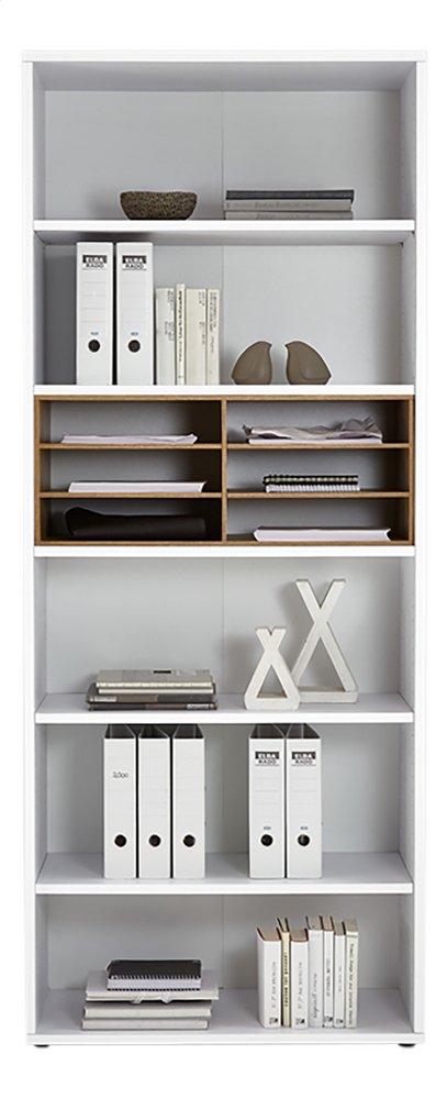 Afbeelding van Boekenkast Calvia 8 - 6 planken from ColliShop