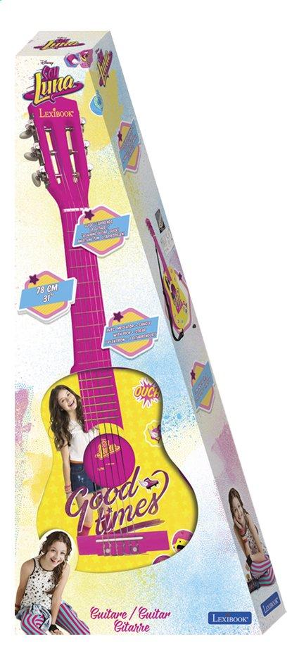 Afbeelding van Lexibook Klassieke gitaar Soy Luna 6 snaren met boekje FR from ColliShop