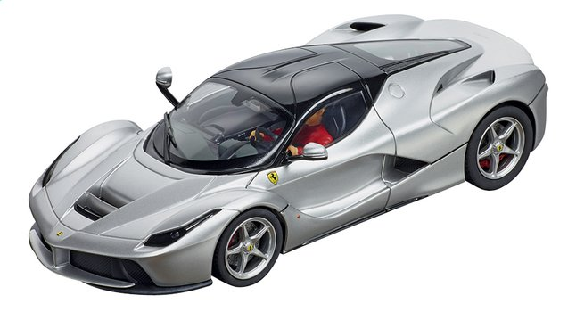 Afbeelding van Carrera Evolution auto Ferrari LaFerrari grijs from ColliShop