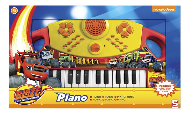Afbeelding van Sambro digitale piano Blaze from ColliShop