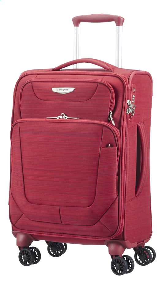 Image pour Samsonite Valise souple Spark Spinner classic red 55 cm à partir de ColliShop