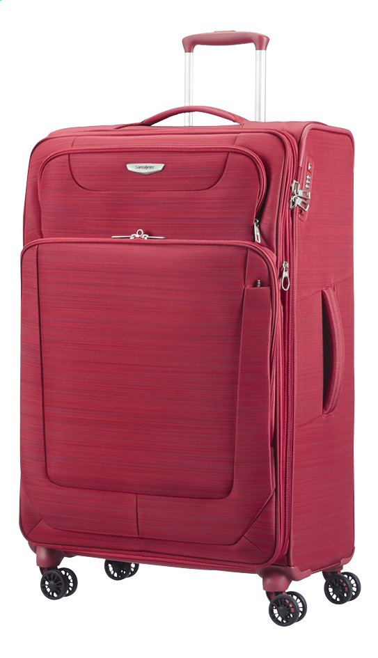 Image pour Samsonite Valise souple Spark Spinner EXP classic red 79 cm à partir de ColliShop