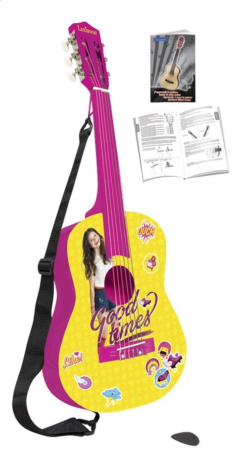 Image pour Lexibook guitare classique Soy Luna 6 cordes avec livret à partir de ColliShop