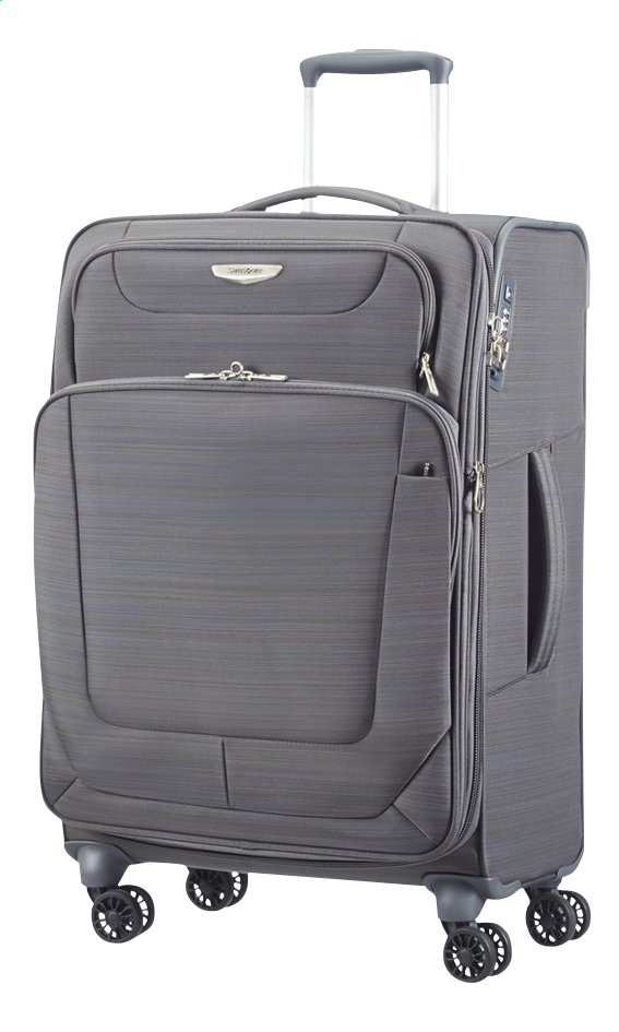 Image pour Samsonite Valise souple Spark Spinner EXP grey 67 cm à partir de ColliShop