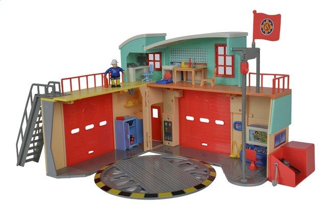 Image pour Sam le pompier Nouvelle caserne de pompiers à partir de ColliShop