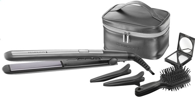 Afbeelding van Remington Ontkrultang PRO-Ceramic Titanium Gift Set S5506GP from ColliShop