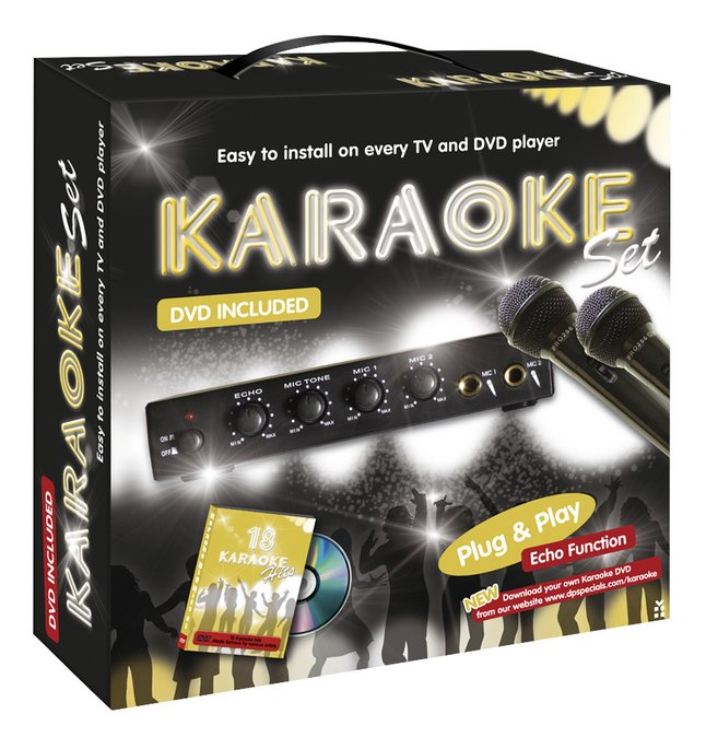 Afbeelding van Karaokeset from ColliShop