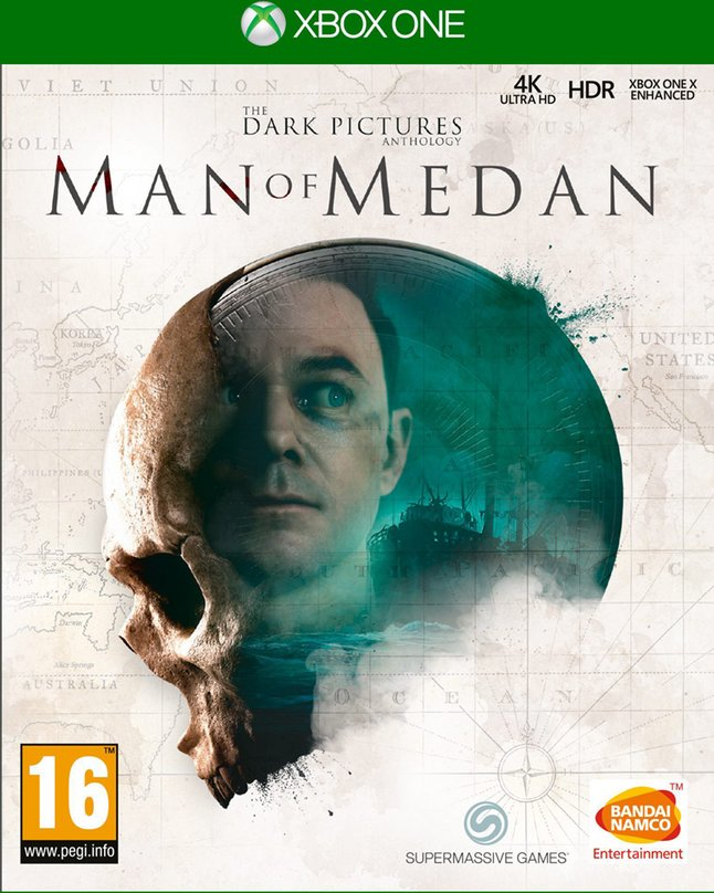 Image pour Xbox One The Dark Pictures Man of Medan ANG à partir de ColliShop