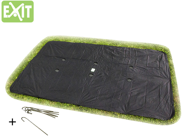 Afbeelding van EXIT afdekzeil voor trampoline 3,66 x 2,14 m from ColliShop